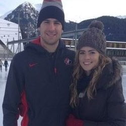 NHL John Tavares' girlfriend Aryne Fuller