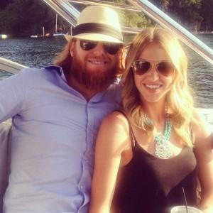 Kourtney Elizabeth is MLB Justin Turner's girlfriend