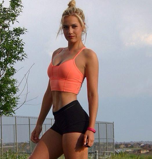 Naked Female Golfer 32