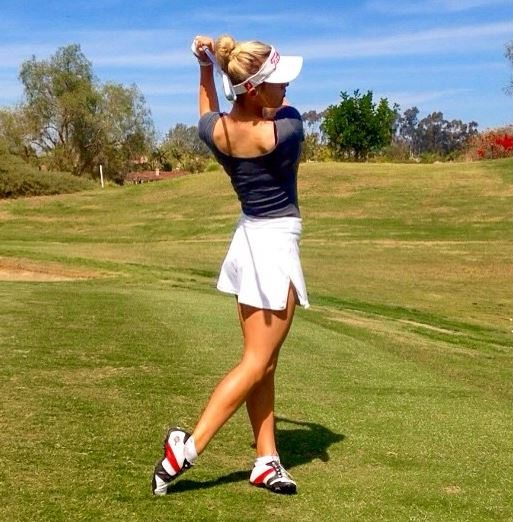 Images of dating female golfers