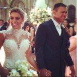Aline Nogueira is MMA  Rogeiro Nogueira Wife