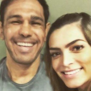 Aline Nogueira is MMA Antonio Rogeiro Nogueira's Wife
