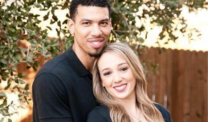 Blair Alise Bashen  Danny Green's Girlfriend