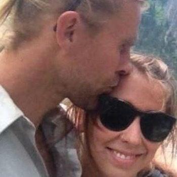 Graham Hunt girlfriend Rebecca Haynie