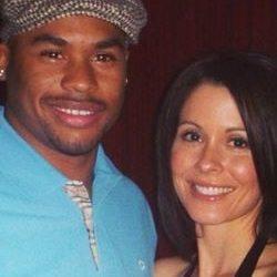 Angie Smith is NFL Steve Smith's Wife