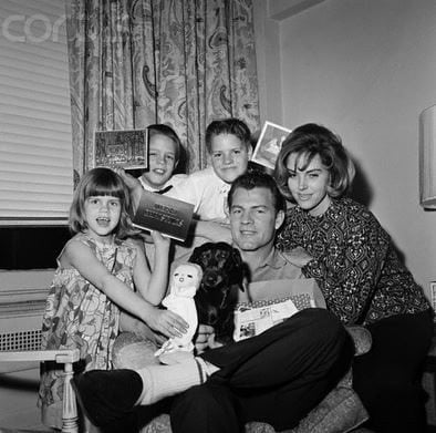 Frank Gifford Children From First Marriage
