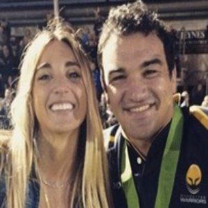 Vir Vercelli Rugby Augustin Creevy's Wife