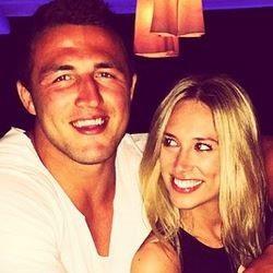 Sam Burgess cleared in sexting scandal