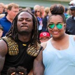 Tishana Holmes NFL Pacman Jones' Wife