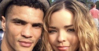 anthony ogogo girlfriend Casey elise wicks
