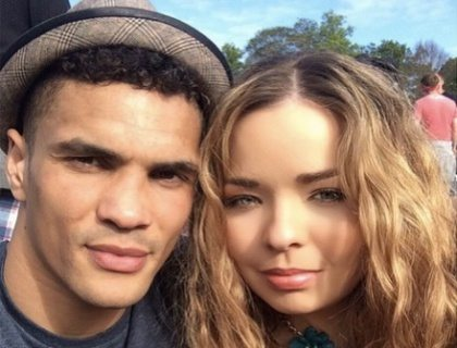 Casey Wicks Boxer Anthony Ogogo's Girlfriend
