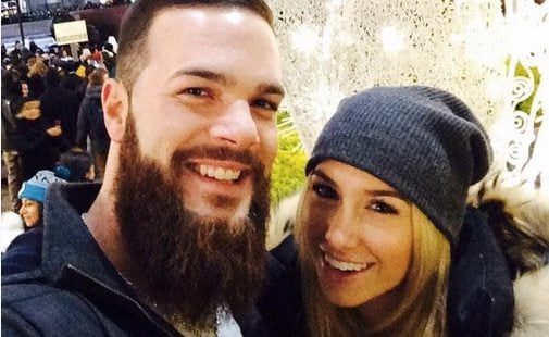 Dallas Keuchel girlfriend Mackenzie Valk