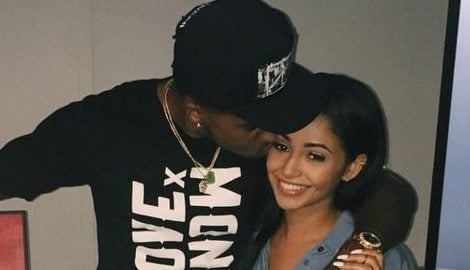 Kayla Phillips NFL Desean Jackson's Girlfriend