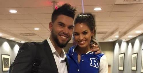 MLB Eric Hosmer's Girlfriend Kacie McDonnell