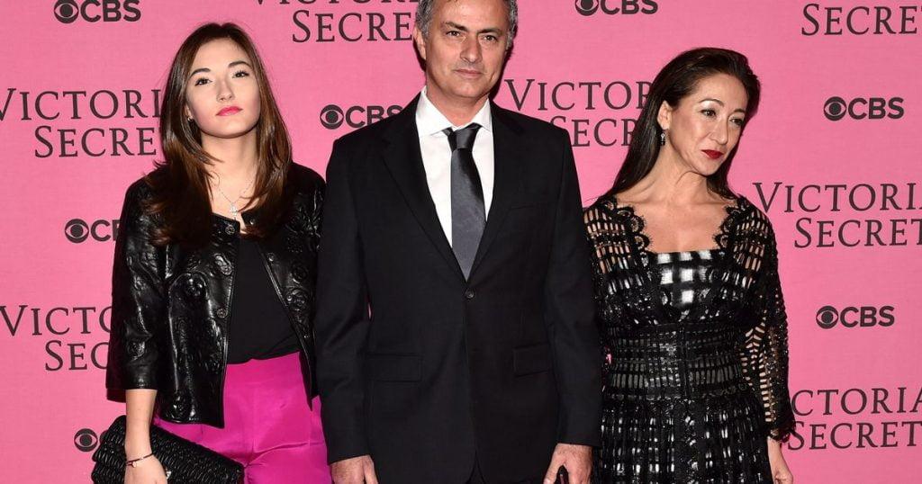 Jose Mourinho's daughter Matilde Tita Mourinho (Bio, Wiki)