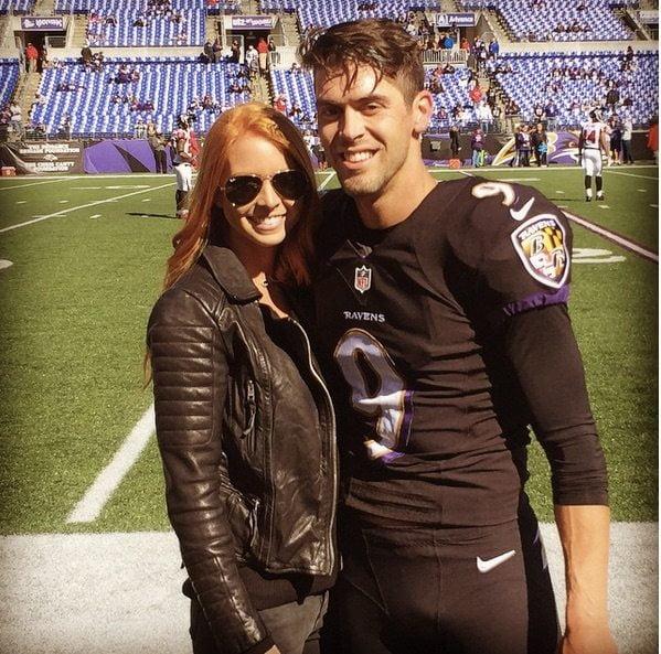 NFL Justin Tucker's Wife