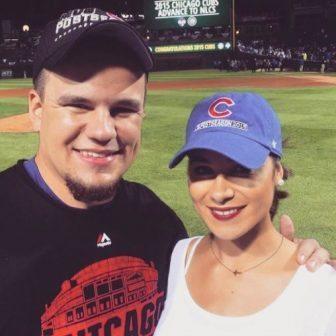 Kyle Schwarber's Girlfriend Paige Hartman