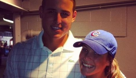 Chelsea Smith MLB Anthony Rizzo's Girlfriend