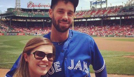 Ali Connor MLB Chris Colabello's Girlfriend