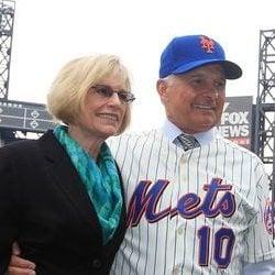 Deborah Collins Mets Terry Collins' Wife