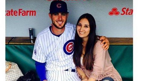 Kris Bryant's wife Jessica Delp