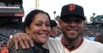 Vivian Rosado MLB Johnny Monell's Mother