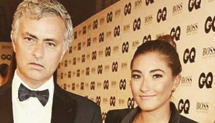 Matilde Tita Mourinho Jose Mourinho's daughter