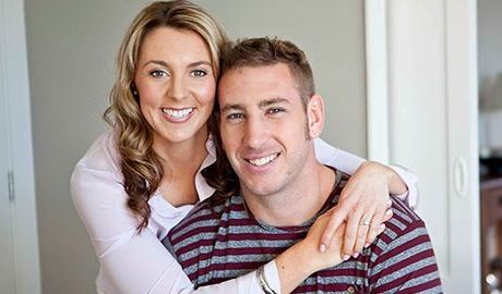 Rugby Luke Romano's Girlfriend Hannah Sjoberg