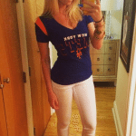 Noah Syndergaard Ellen Kraemer girlfriend 2015
