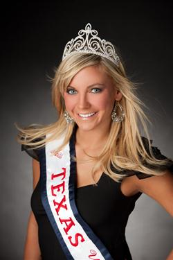 Andrea Wilson Miss Texas united states 2010 Kyrie Irving
