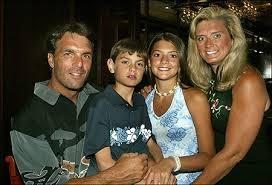 Doug Flutie wife Laurie Flutie