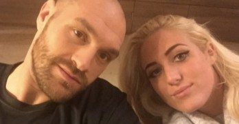 Tyson_Fury_wife_Paris_Fury 2