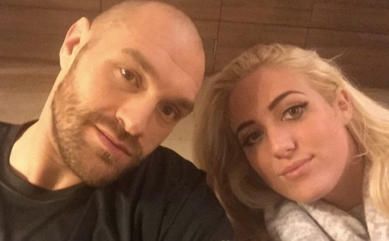 Meet Tyson Fury's Wife Paris Fury