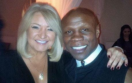 Claire Geary Eubank Boxer Chris Eubank's Wife