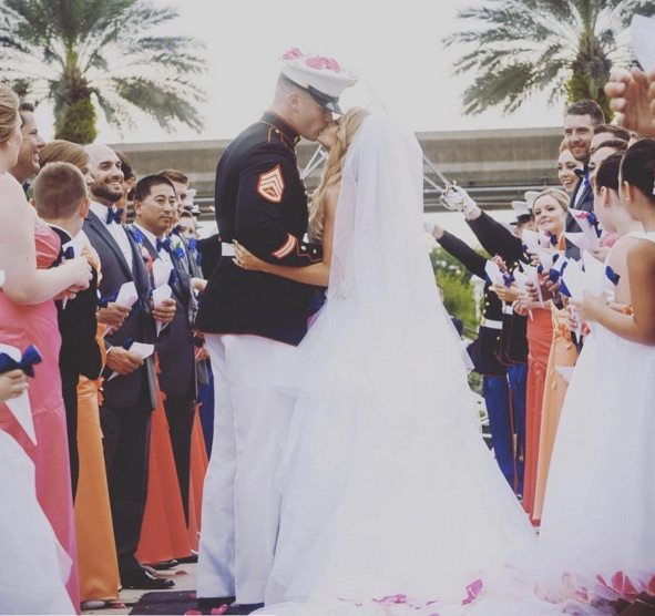 Doug flutie wedding