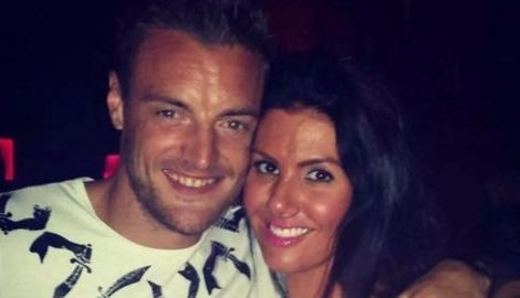 Rebekah Becky Nicholson Jamie Vardy's girlfriend