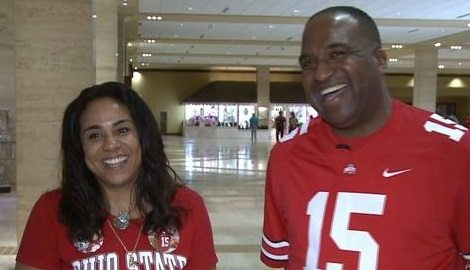 Dawn And Stacy Elliott – Ezekiel Elliott's Parents