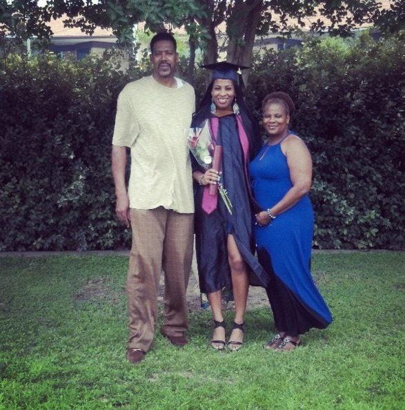Karen Williams Reddix John Hot Rod Williams Ex-Wife-3666