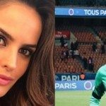 Izabel Goulart Footballer Kevin Trapp's Girlfriend