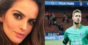 Izabel Goulart Footballer Kevin Trapp's Girlfriend