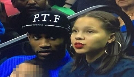 Jessica Burton NBA Will Barton's Girlfriend