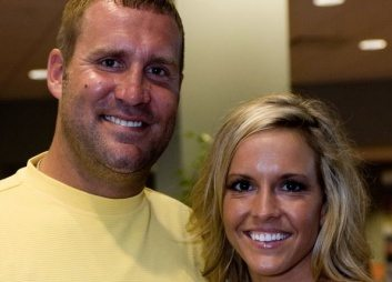 Ashley Harlan Roethlisberger NFL Ben Roethlisberger's Wife