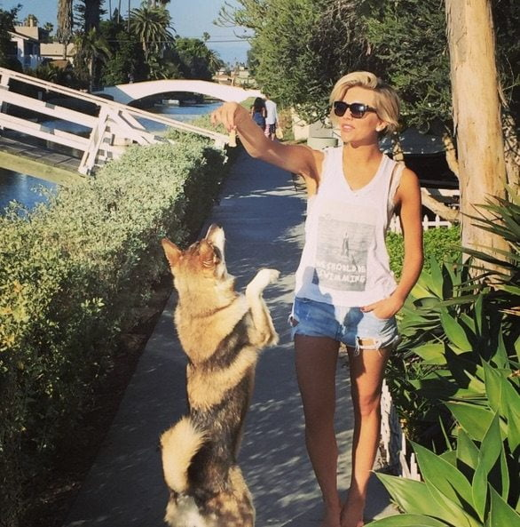Charissa Thompson Boyfriend 2016