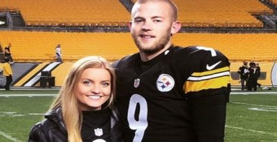 Morgan Kauffmann NFL Chris Boswell's Girlfriend