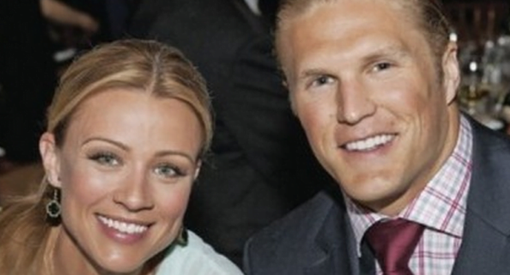 Casey Noble NFL Clay Matthews' Wife