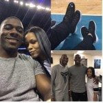Devin Funchess Shelby Wiltshire @fabwags