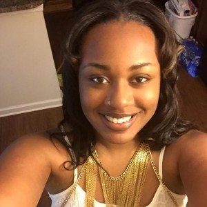 Janessa Symone Martavis Bryant baby mama 1 pic
