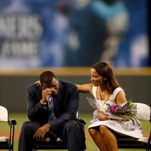 Ken Griffey Daughter Melissa Griffey MLB Ke...
