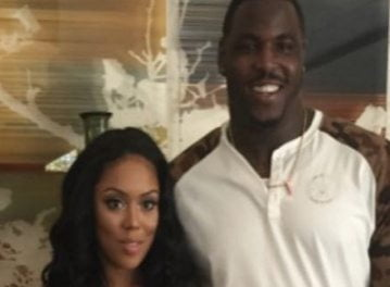 Malik Jackson's Girlfriend Jade Bennett