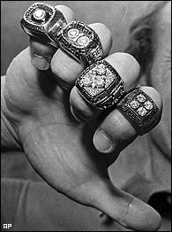 Mike Webster super bowl rings